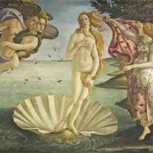 Uffizi Nascita di Venere