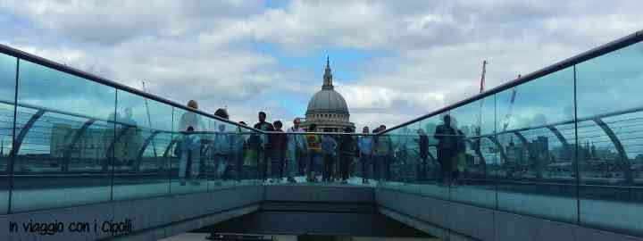 viaggio a londra st.paul's cathedral
