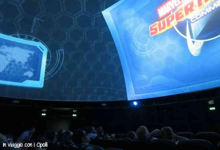 Madame Tussauds Marvel 4D