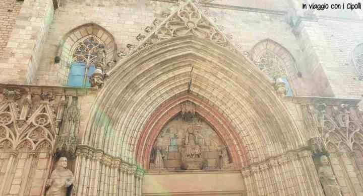 Basilica Santa Maria del Mar Barcellona