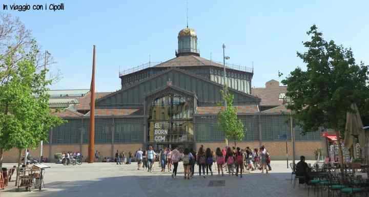 El Born Centre Barcelona