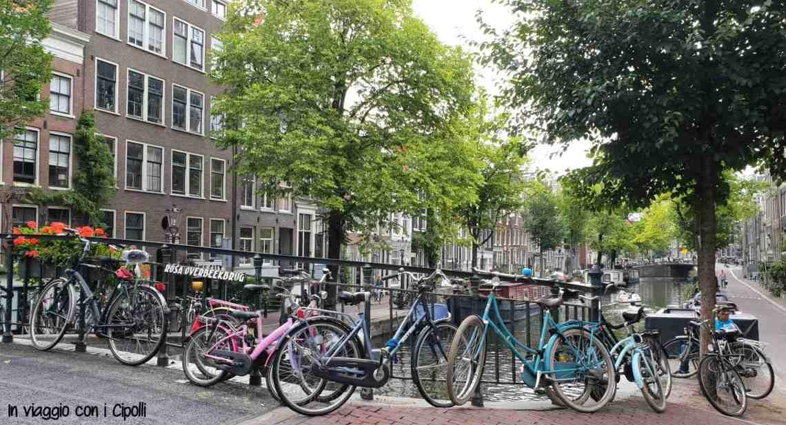 Amsterdam con i bambini