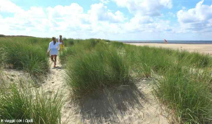 Texel Dune di sabbia