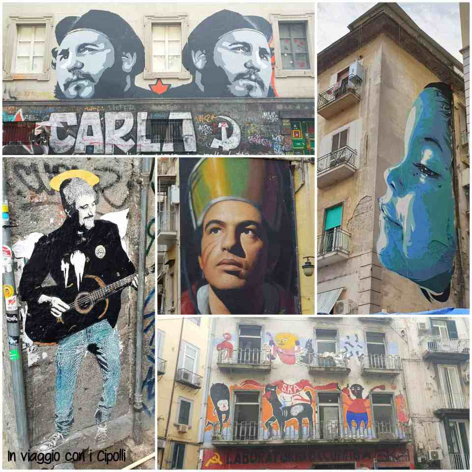 Visitare Napoli Street Art