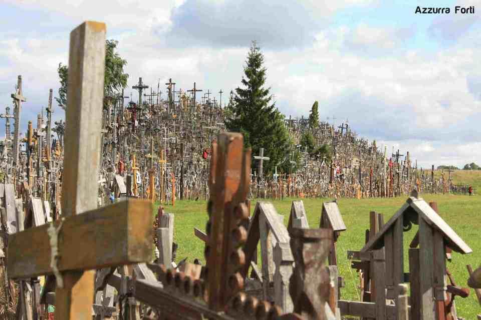 Viaggio in Lituania la Collina delle Croci