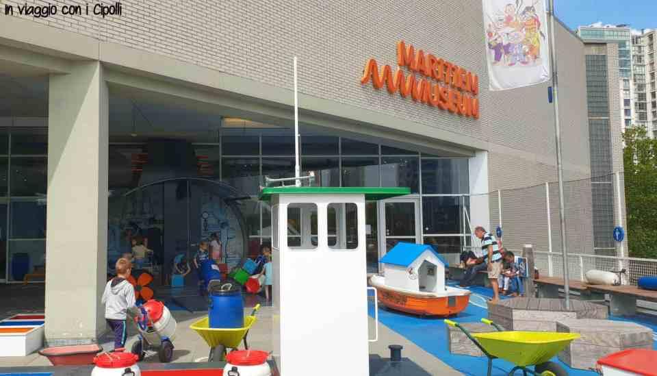 Museo marittimo giochi per bambini