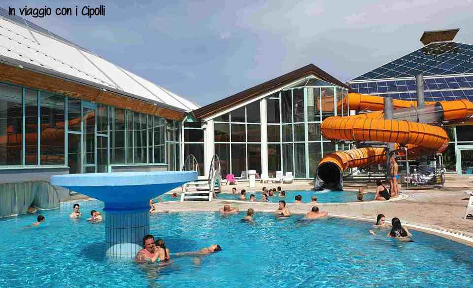 Terme di Catez piscine esterne