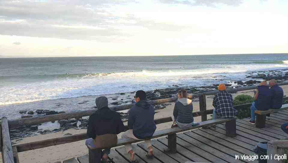Supertubes Sudafrica surfisti