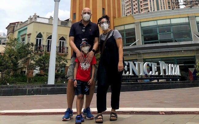 famiglia adottiva filippine