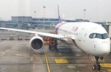 Volare con la Thai Airways