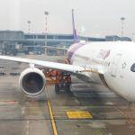 Volare con la Thai Airways, la mia esperienza