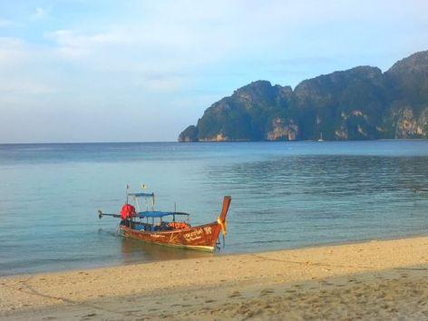 arrivare alle phi phi island
