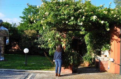 Un weekend di lusso a Villa Belverde