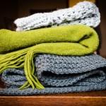 Una coperta che misura lo stress in aereo