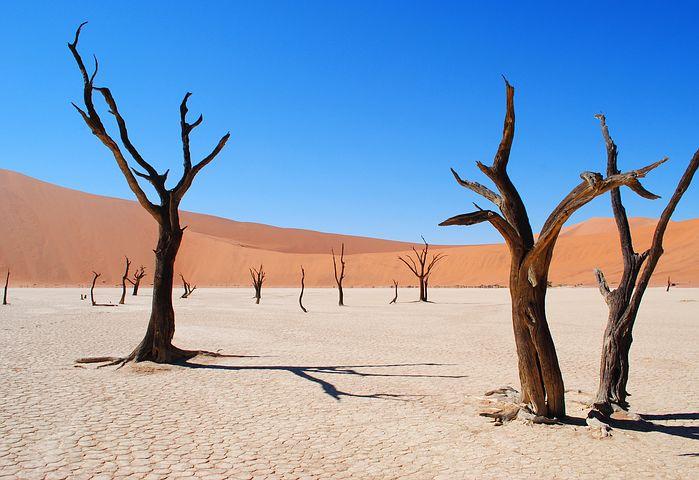 deserti più scenografici del mondo