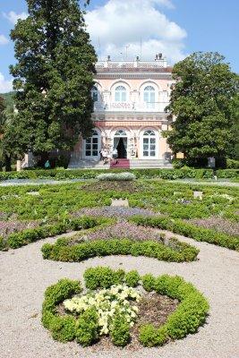Viaggio a Opatija, il parco di Villa Angiolina (Croazia)