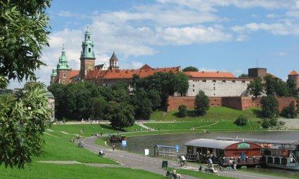 Viaggio a Cracovia, Castello di Wawel (Polonia)