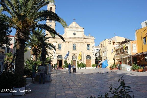 Cattedrale ortodossa di Chania (Creta, Grecia)