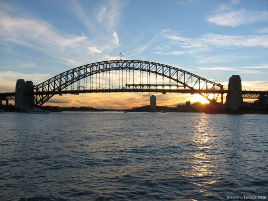 Viaggio in Australia, Harbour Bridge (Sydney)