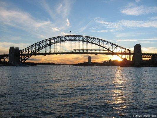 Viaggio in Australia, Harbour Bridge (Sydney)