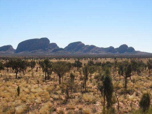Viaggio in Australia, Kata Tjuta o Monti Olgas (Uluru – Kata Tjuta National Park, Northern Territory)