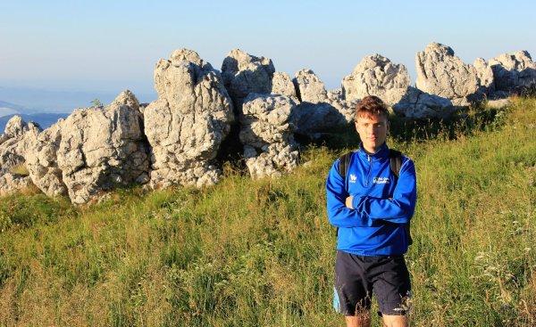 Viaggio in Friuli Venezia Giulia, anfiteatro roccioso sul Monte Matajur (Italia)