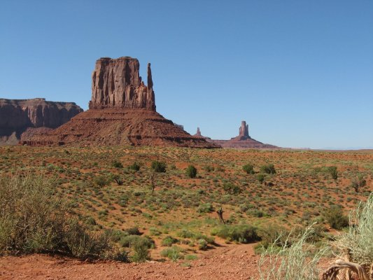 Tour dei Parchi, Monument Valley Tribal Park (Arizona, Stati Uniti)