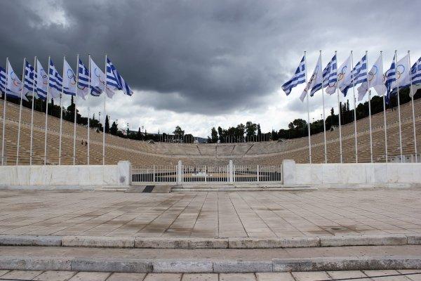Vecchio stadio Panathinaiko (Atene, Grecia)