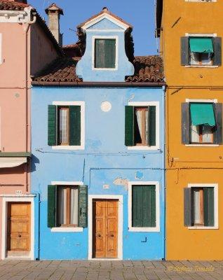 Escursione a Burano, passeggiando per vicoli e calle (Veneto)