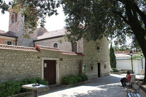 Abbazia San Giacomo Preluca Opatija