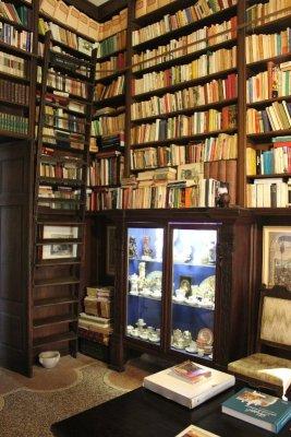 Biblioteca palazzo Freschi Piccolomini a Cordovado