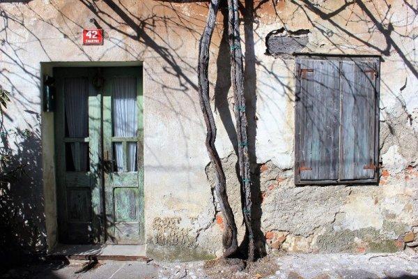 Casa abbandonata Šmartno Brda