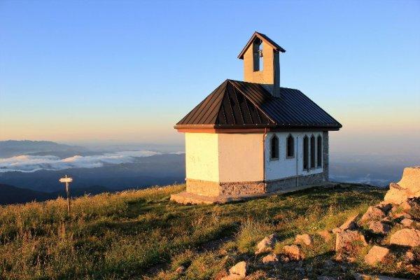 Chiesa Cristo Redentore Monte Matajur