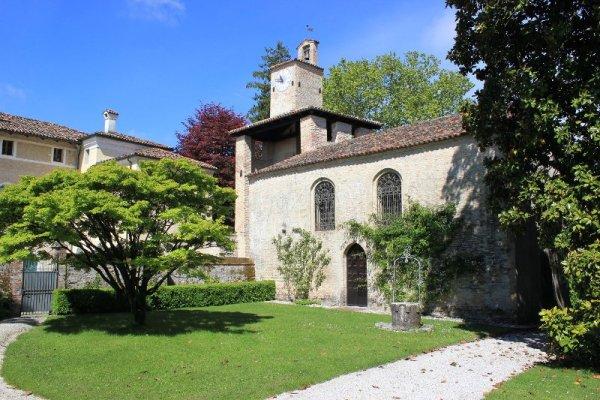 Chiesa San Girolamo in Castello Cordovado