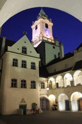 Stará Radnica Bratislava