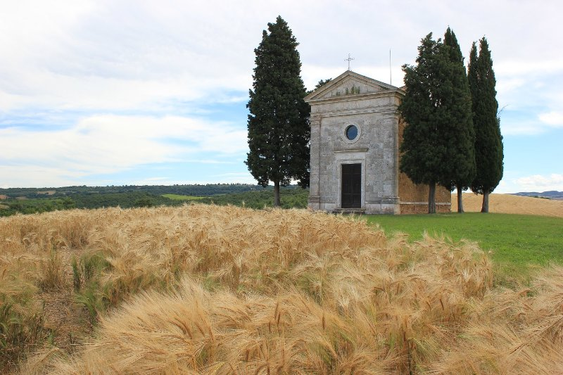 Cosa vedere in Val d'Orcia in un week end