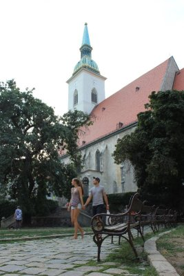 Dóm sv. Martina Bratislava