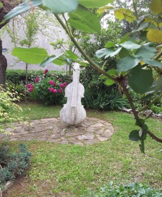 Giardino Roč Istria