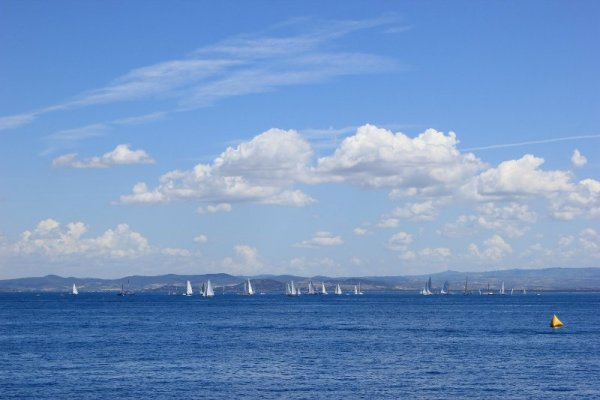 Imbarcazioni a vela Porto Santo Stefano Toscana