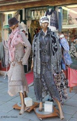 Vestiti merletto Burano