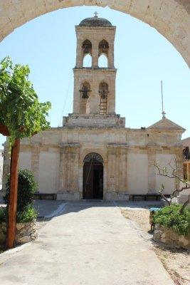 Monastero Moní Goniás Kolymbári Creta