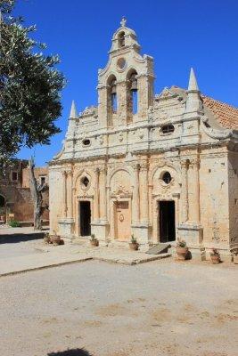 Monastero Moní Arkadíou Creta