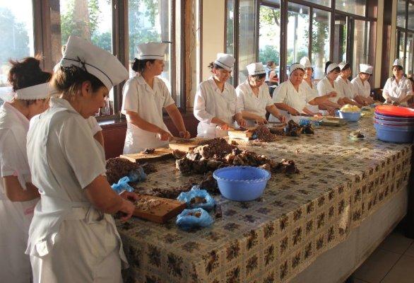 Cuoche National Food Tashkent