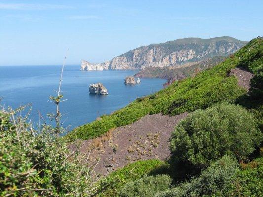 Panorama mare Nebida