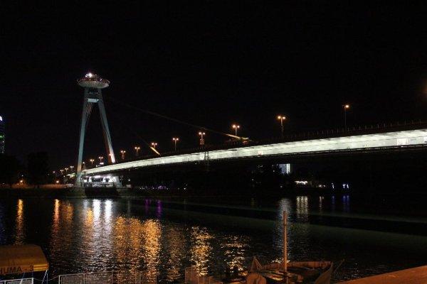 Nový most Bratislava