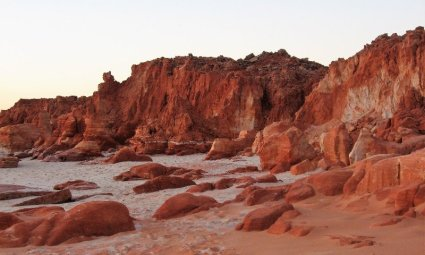 Red Cliffs Cape Leveque Australia