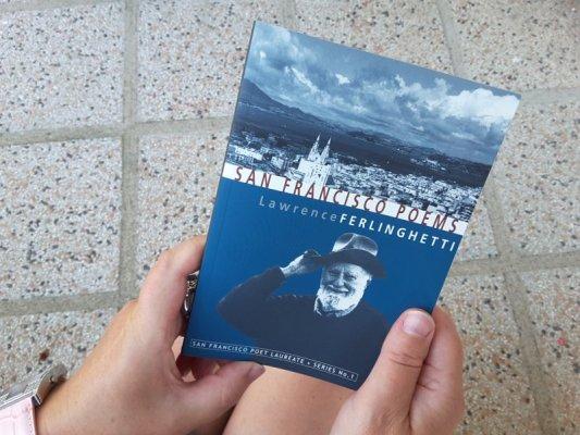 San Francisco Poems Lawrence Ferlinghetti