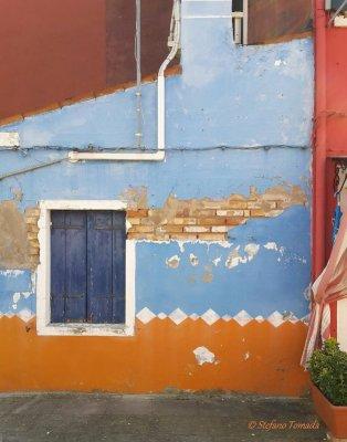 Casa colori Burano