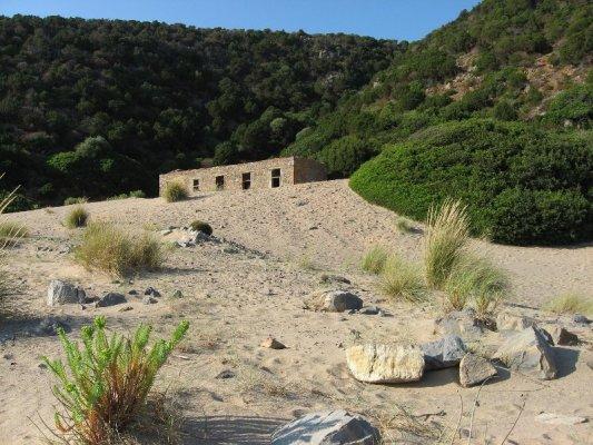 Spiaggia Cala Domestica Sardegna