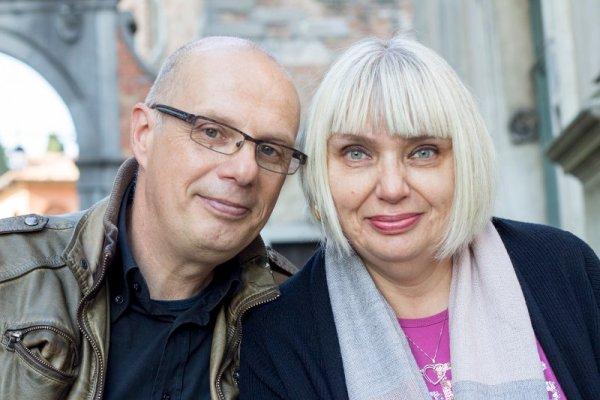 Stefano e Elisabetta di In Viaggio con Ricky